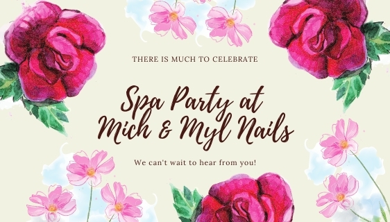 Spa Party Package
