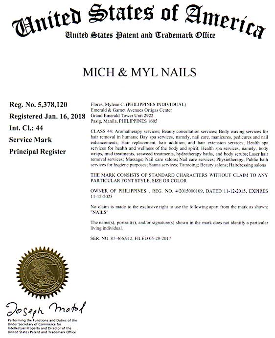 United States of America Trademark